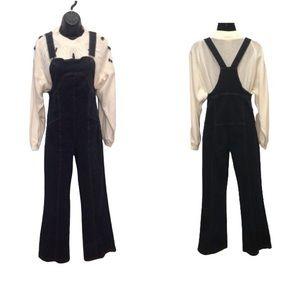Vintage Denim 70's Style Jean Overalls Armour Jean